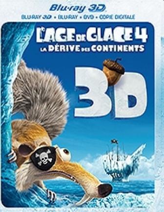 Cliquez ici pour voir LE TEST DE AGE DE GLACE 4 3D BLU-RAY 3D