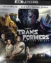 Transformers 5 : the last knight 4K Ultra HD