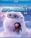 Abominable 3D Blu-ray 3D
