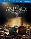 Les Animaux Fantastiques Blu-ray 3D