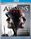 Assassin's Creed 2016 3D Blu-ray 3D