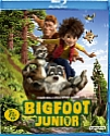 Bigfoot Junior 3D Blu-ray 3D