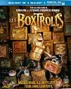 Test Les Boxtrolls Blu-ray 3D
