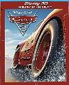 Cars 3 Blu-ray 3D