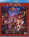 Coco Blu-ray 3D