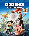Cigognes & Compagnie Blu-ray 3D