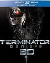 Terminator: Genisys Blu-ray 3D