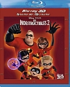 Les Indestructibles 2 Blu-ray 3D