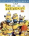 Les Minions 3D Blu-ray 3D