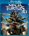 Test Ninja Turtles Blu-ray 3D