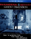 Paranormal Activity 5 Blu-ray 3D