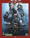 Pirates des Caraïbes, la vengeance de Salazar Blu-ray 3D