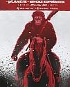 La Planète des singes : Suprématie 3D Blu-ray 3D