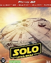 Solo: A Star Wars Story (2018) Blu-ray 3D