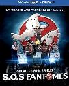S.O.S Fantômes 2016 Blu-ray 3D
