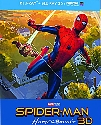 Spider-Man : Homecoming Blu-ray 3D