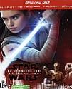 Star Wars : Les Derniers Jedi Blu-ray 3D