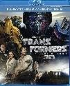Transformers : The Last Knight Blu-ray 3D