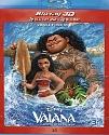 Vaiana, La Légende Du Bout Du Monde Blu-ray 3D